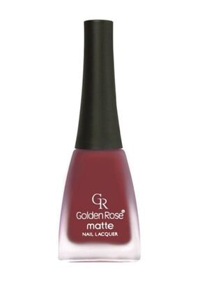 Golden Rose Mat Oje - Matte Nail Lacquer No: 05 8691190770051