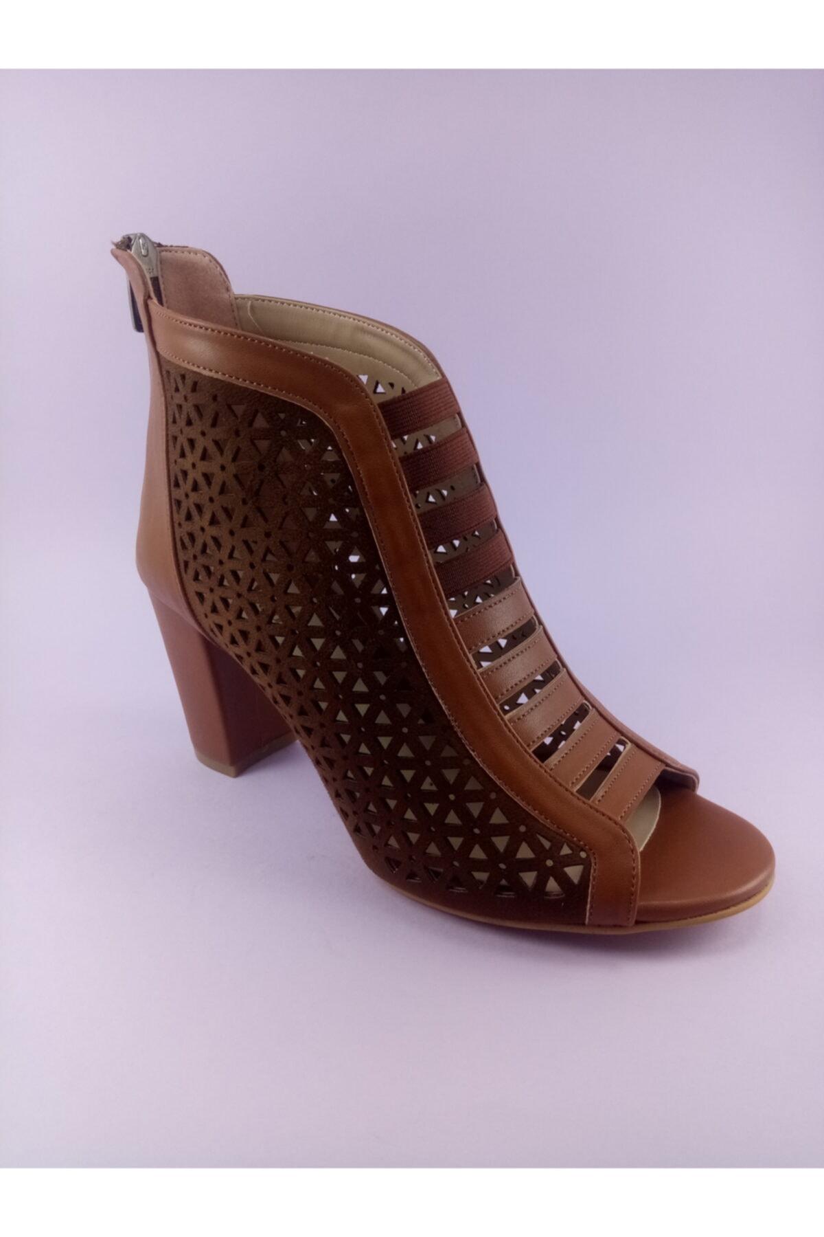 Stella Topuklu Kadın Ayakkabı 1