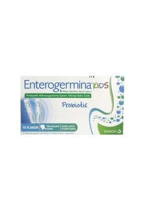 SANOFİ Çocuk Enterogermina Kids Probiyotik 5 mlX 10 Flakon