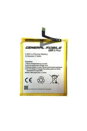 General Mobile Discovery Gm 5 Plus Orjinal Batarya Pil