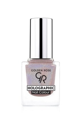 Golden Rose Oje - Holographic Nail Colour No: 02 8691190764029