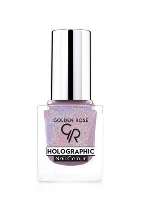 Golden Rose Oje - Holographic Nail Colour No: 03 8691190764036