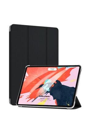 Microsonic Apple Ipad Pro 12.9'' 2020 4.nesil Kılıf, (a2229-a2069-a2232) Smart Cover Siyah
