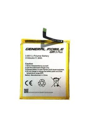 General Mobile Discovey Gm 5 Plus Batarya Pil