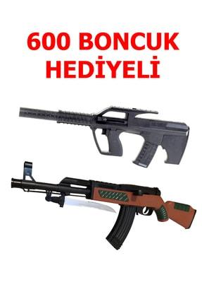 Livatoys Boncuk Atan Ak47 Pubg Kanas 600 Boncuk Hediyeli Oyuncak Silah
