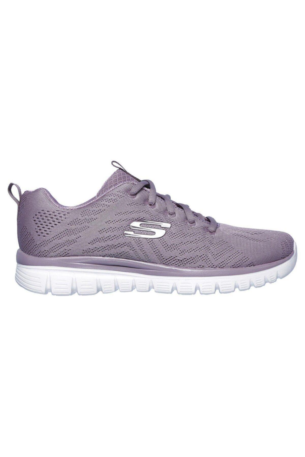 SKECHERS Graceful-get Connected Kadın Spor Ayakkabı 2