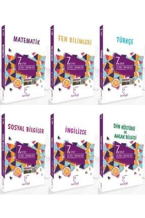 Karekök Yayınları 7. Sınıf Tüm Dersler Soru Bankası Seti