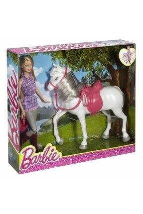 Barbie Beyaz Atı