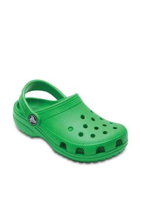 Crocs Kids Yeşil Unisex Çocuk Spor Sandalet