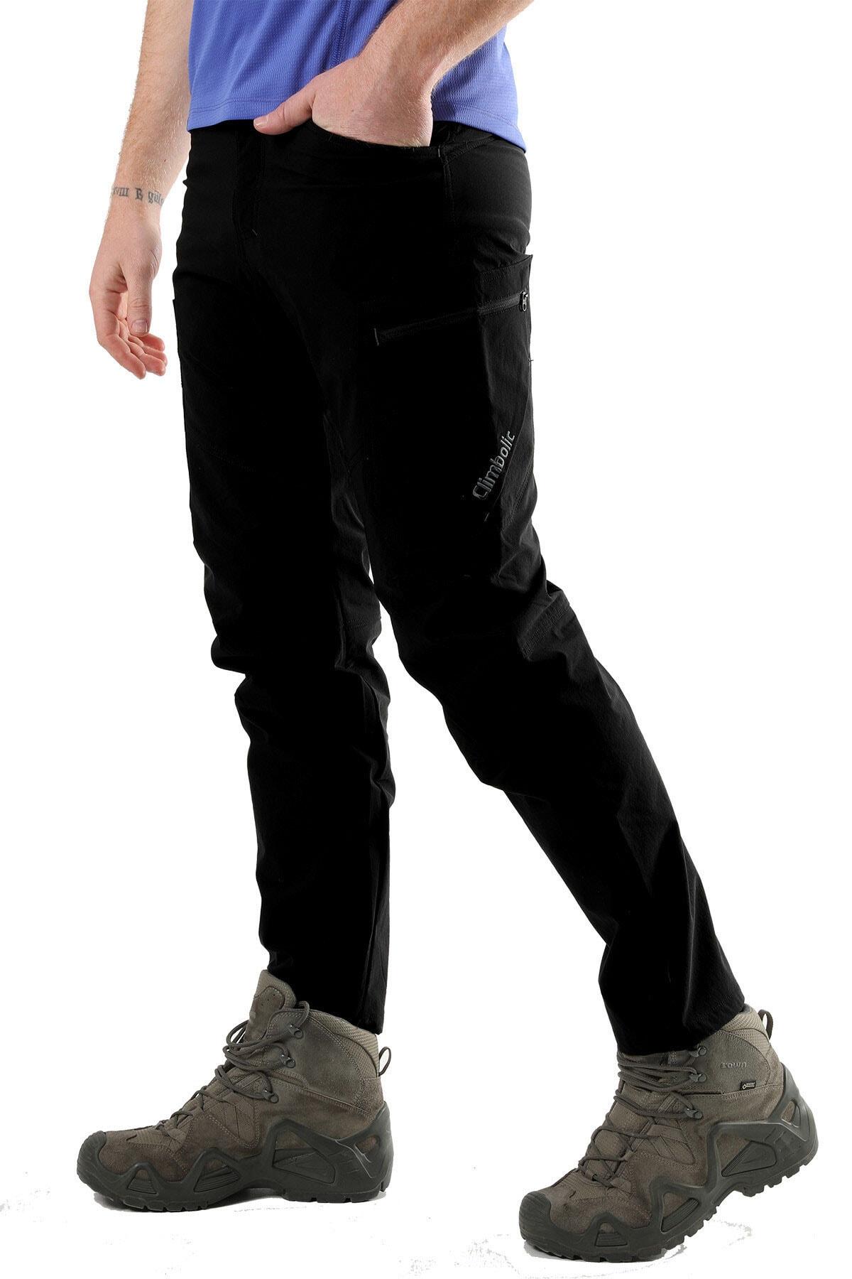 Climbolic Discovery Outdoor Pantolon Siyah 1