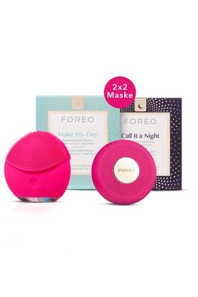 FOREO Perfect Mini Set + 4 Adet 7'li Maske