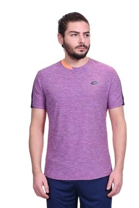 Lotto T-shirt Erkek Mor-medley Tee-s2715