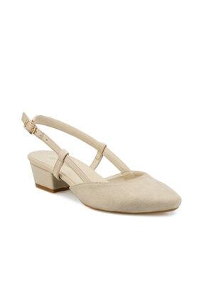 Polaris 315167.z Bej Kadın Gova Ayakkabı