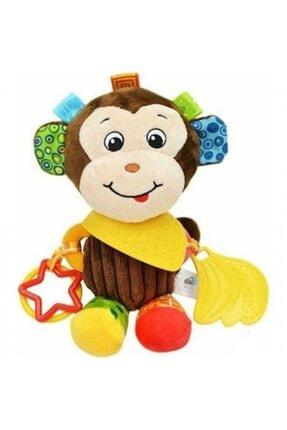 Sozzy Toys Sozzy Maymun Arkadaşım Aktivite Oyuncağı 130