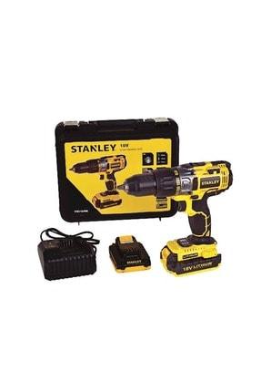 Stanley STDC18LHBK 18 Volt 2,0 Ah Şarjlı Darbeli Matkap Vidalama