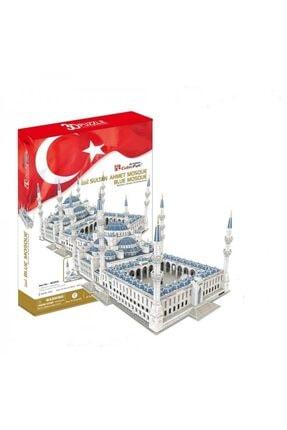 Cubic Fun Sultan Ahmet Camii 3d Puzzle