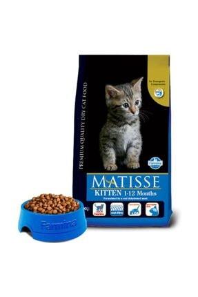 Matisse Farmina Matisse Kitten Tavuklu Yavru Kedi Maması 10 Kg