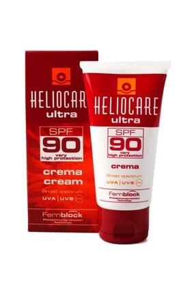 Heliocare Güneş Kremi - Ultra SPF90 Cream 50 ml 8470003935791
