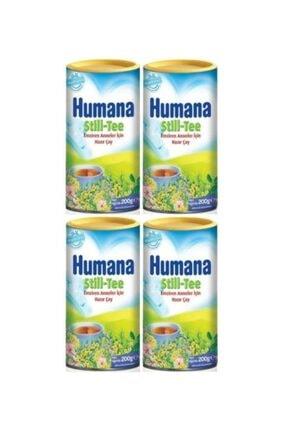 Humana Still Tee Emziren Anneler için 4lü Avantaj Paketi Hazır Çay
