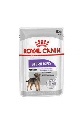 Royal Canin Ccn Sterilised Loaf 6x85 Gr