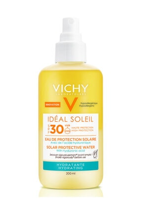 Vichy İdeal Soleil Spf30 Hydrating Güneş Koruyucu Sprey 200 ml 3337875585187