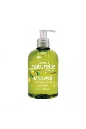Farmasi Naturelle Zeytinyağlı Sıvı El Sabunu 300 Ml 8690131100186