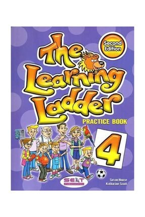 Seltat The Learning Ladder Practıce Book 4 (second Edition)