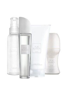 AVON Pur Blanca Edt 50 ml Kadın Parfüm Seti euaa80008