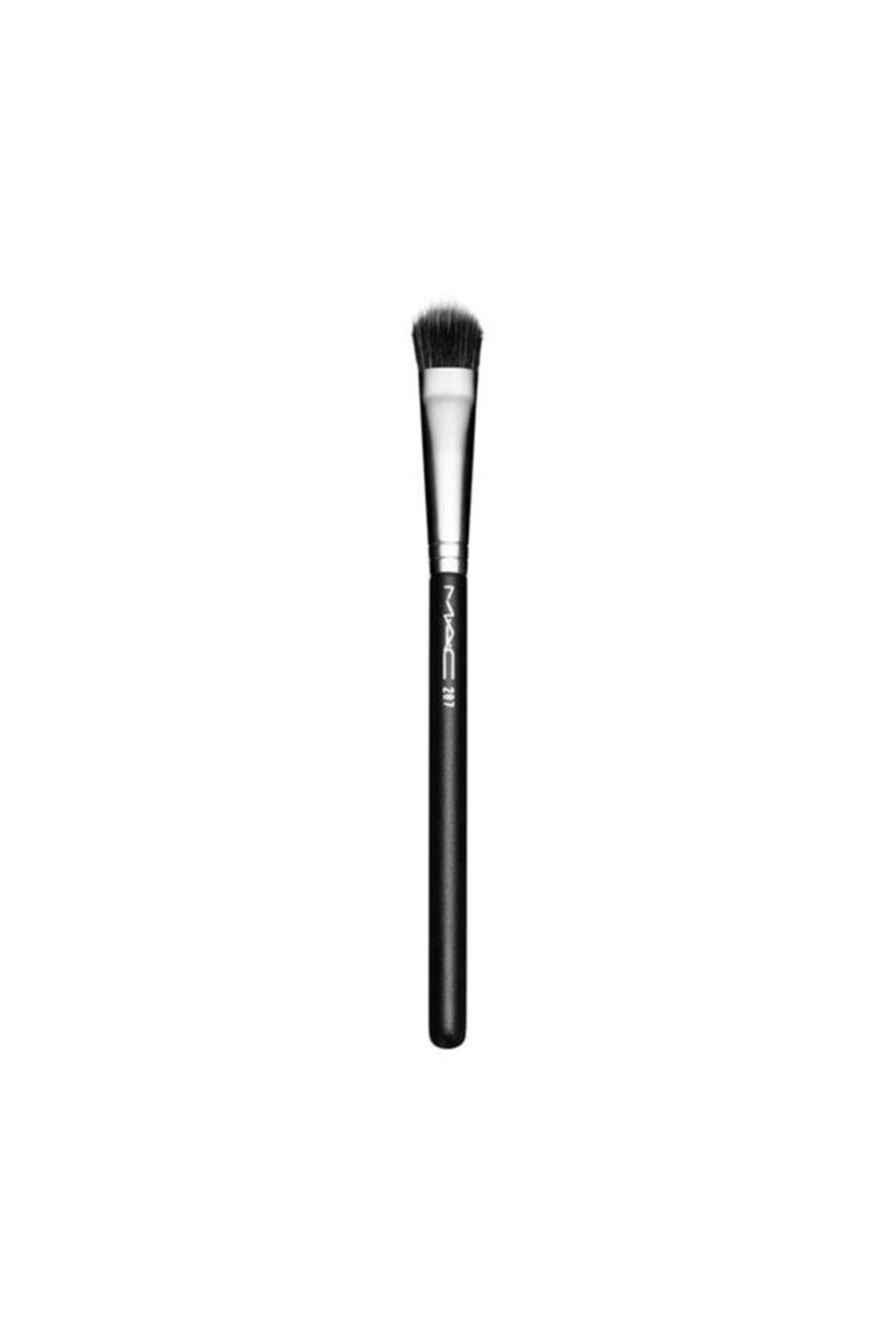 M.A.C Göz Farı Fırçası - 287 Duo Fibre Eye Shadow Brush 773602406661 2
