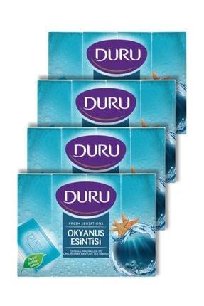 Duru Fresh Sensations Okyanus Esintisi 600 gr 4'lü