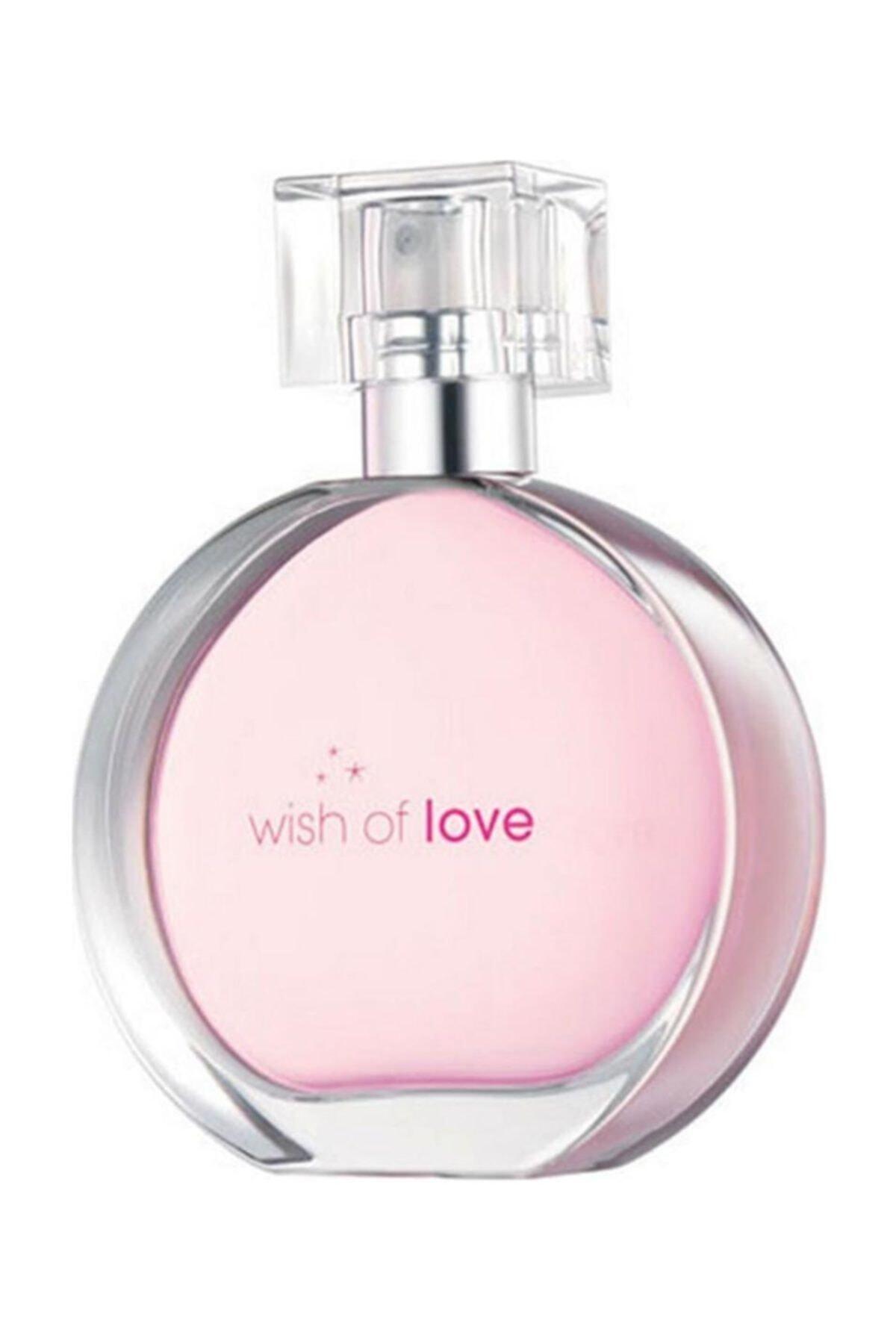 AVON 27123  Wish Of Love Kadın Parfümü 50 Ml Sarı Pembe 1
