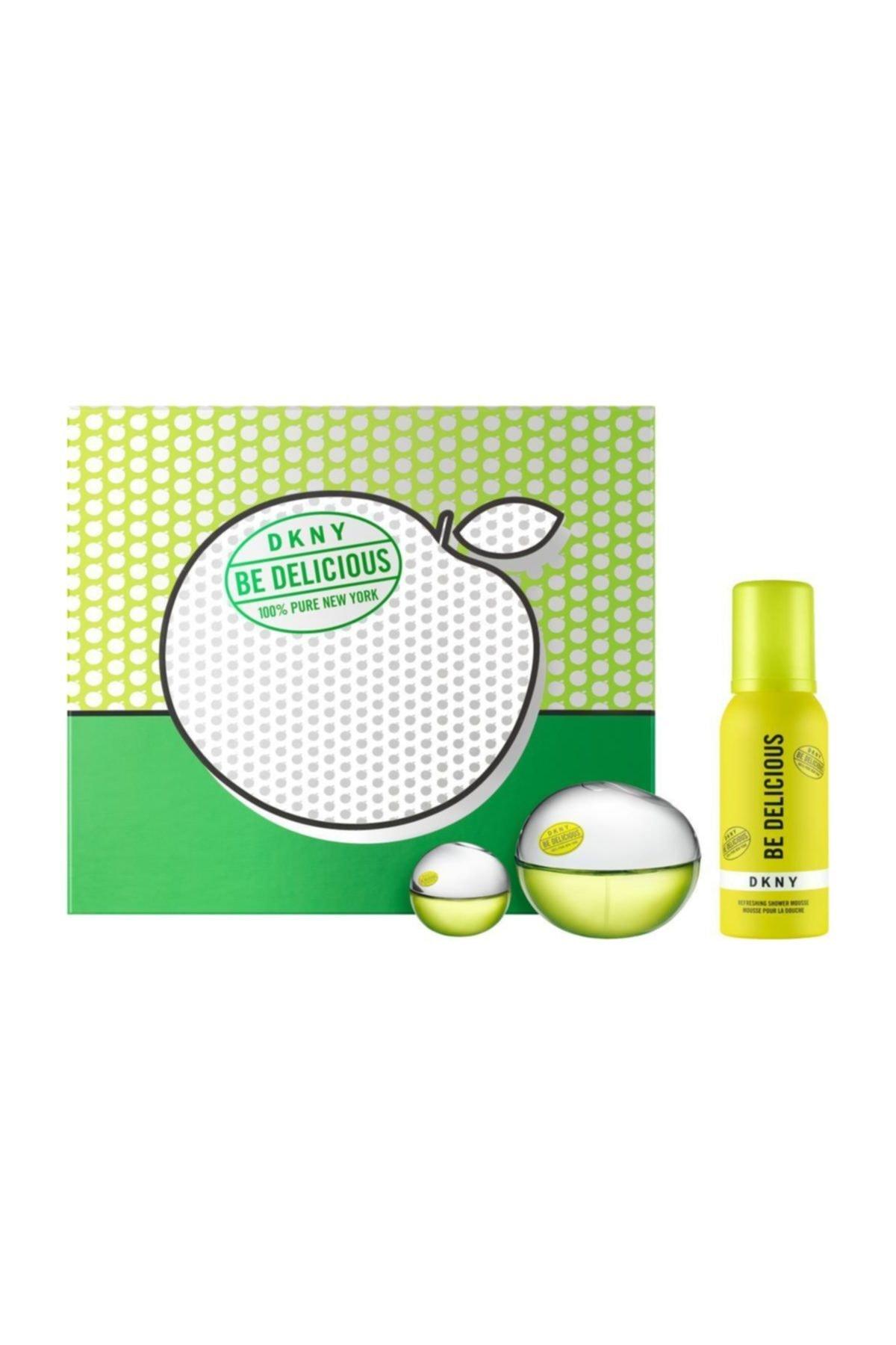 Dkny Be Delicious Kadın Sprey Parfüm Seti 022548413081 1