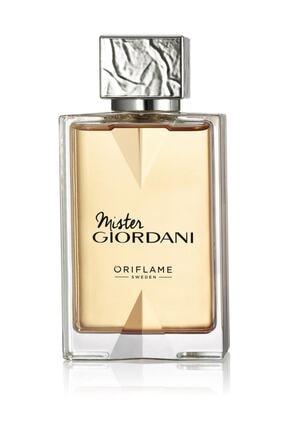 Oriflame Mister Giordani Edt 75 ml Erkek Parfüm 5698541265172