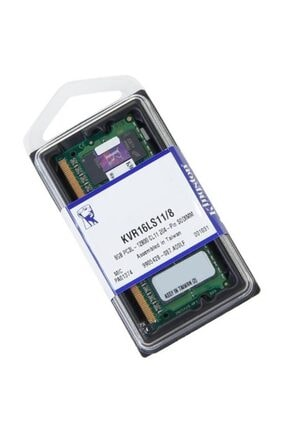 Kingston 8gb 1600mhz Ddr3 Notebook Ram