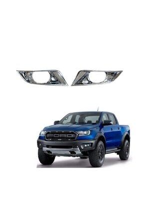 Ford RANGER NİKELAJ ÖN SİS KAPLAMASI (2015-2018)