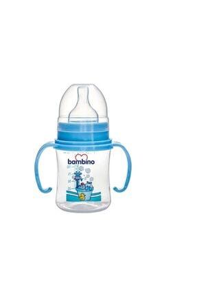 Bambino Pp Geniş Ağızlı Kulplu Biberon 150 Ml. Bebek