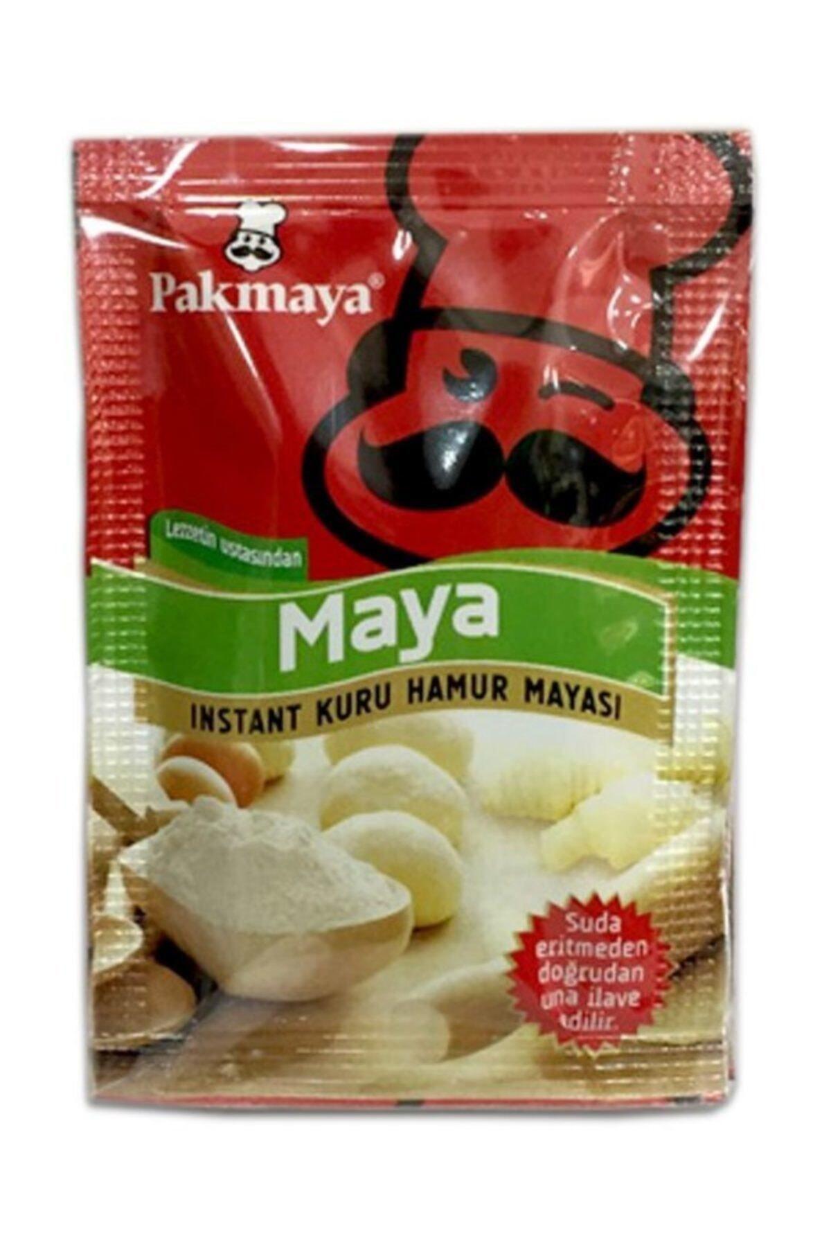 Pakmaya Kuru İnstant Maya 10 gr 1