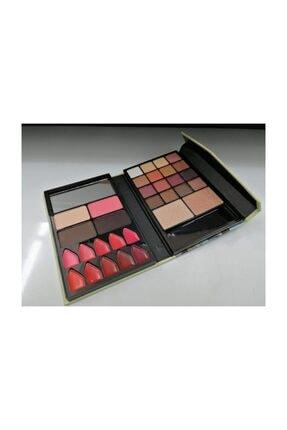 Afrodit Paris Professional Make Up Beauty 2602 Orjinal Göz Farı Palet