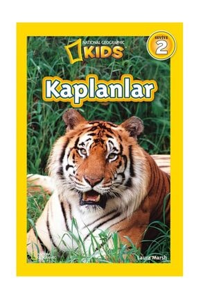 Beta Kids National Geographic Kids: Kaplanlar-Laura Marsh