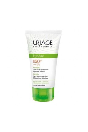 Uriage Hyseac Fluide Spf50 Krem (Oil Free) 50ml