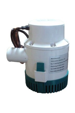 LEO XBP-3500 Sintine Pompası 12V