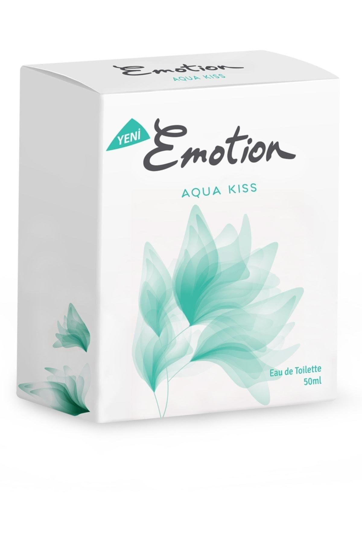 Emotion Aqua Kiss Edt Kadın Parfümü 50 ml 1