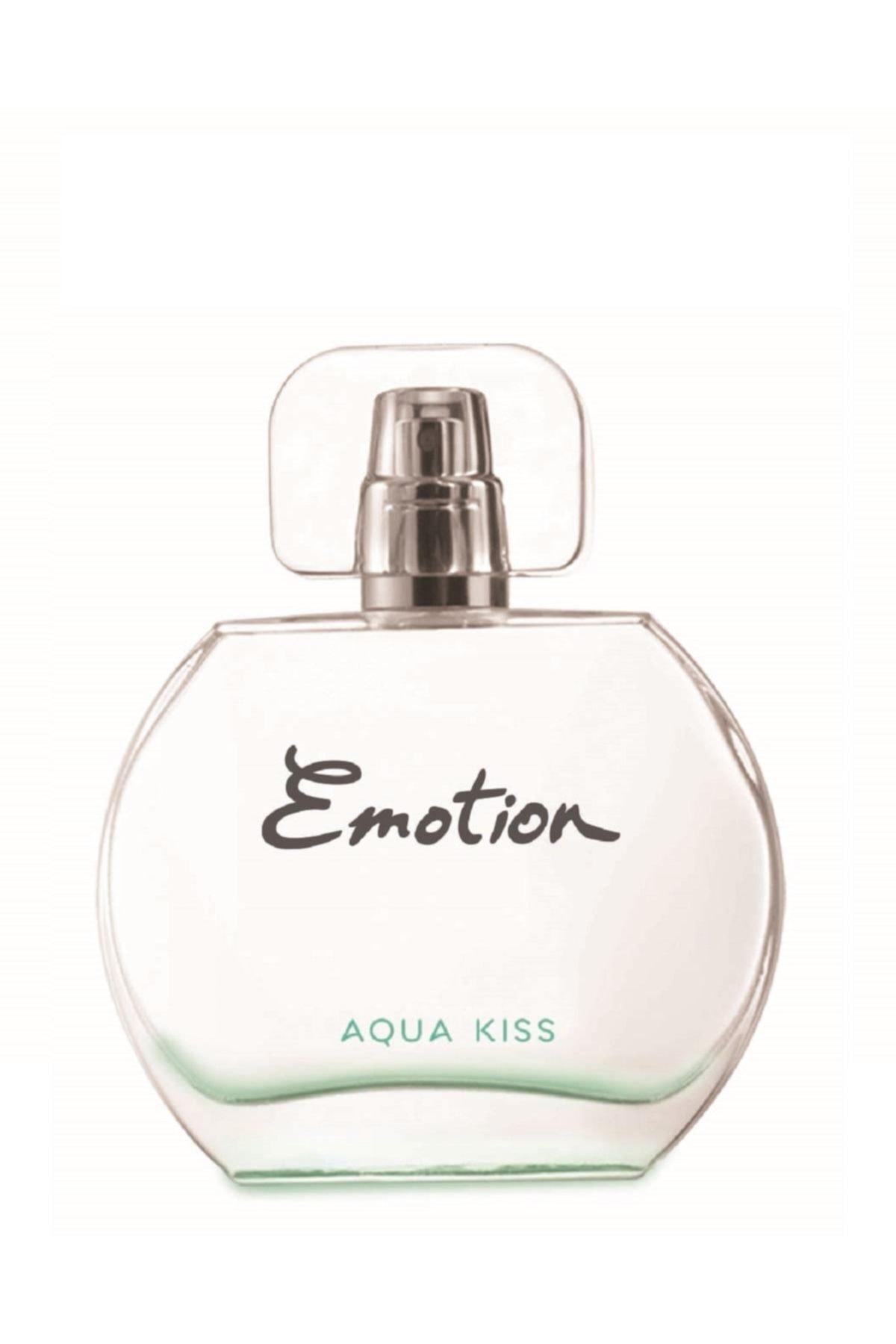 Emotion Aqua Kiss Edt Kadın Parfümü 50 ml 2