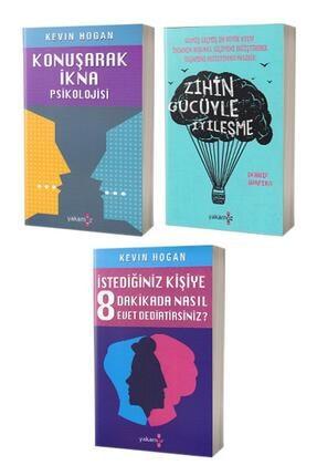 Yakamoz Yayınları Kişisel Gelişim Seti - 3 Kitap