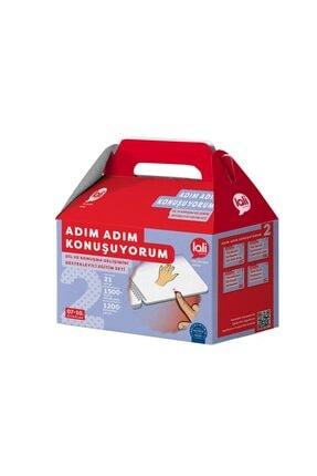 Güneş Yayıncılık ADIM ADIM KONUŞUYORUM TERAPİ SETİ-2