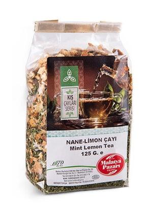 Malatya Pazarı Palancı Nane Limon Çayı 125 gr