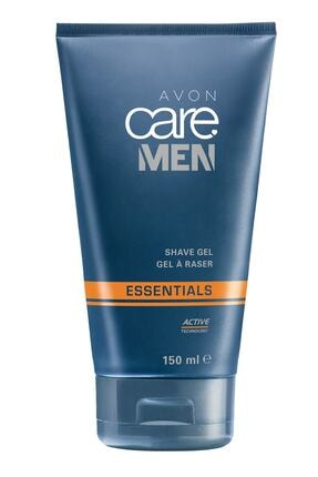 AVON Care Men Tıraş Jeli - 150 ml 5050136600556