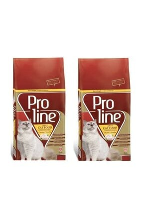Pro Line Proline Tavuklu Yetişkin Kuru Kedi Maması 1,5 Kg * 2 Adet