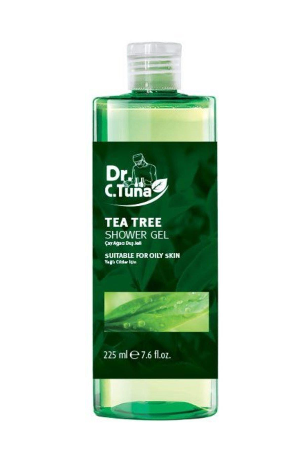Farmasi Dr. C. Tuna Çay Ağacı Duş Jeli 225 ml 8690131107055 1