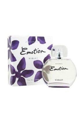 Emotion Violet Edt 50 ml Kadın Parfümü 8690586010801